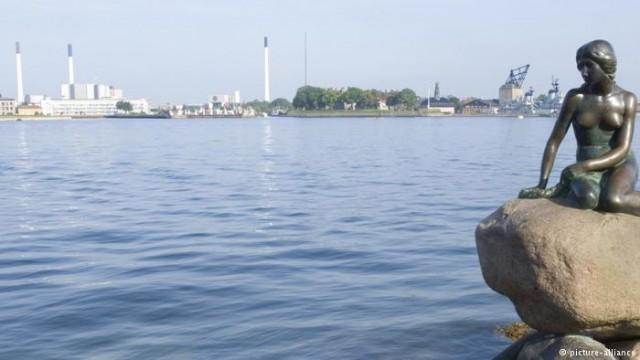 Вблизи столицы Дании планируют насыпать девять искусственных островов