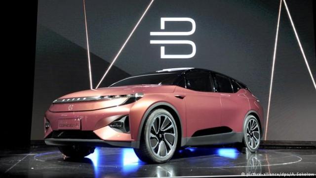 Электромобили и автопроизводители: музыку заказывают в Китае