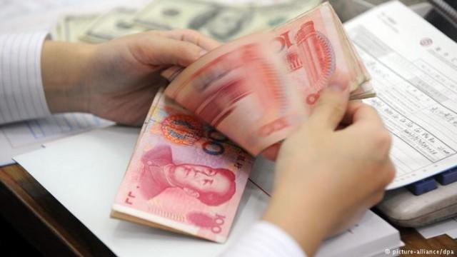 КНР демонстрирует низкие темпы экономического роста за 30 лет