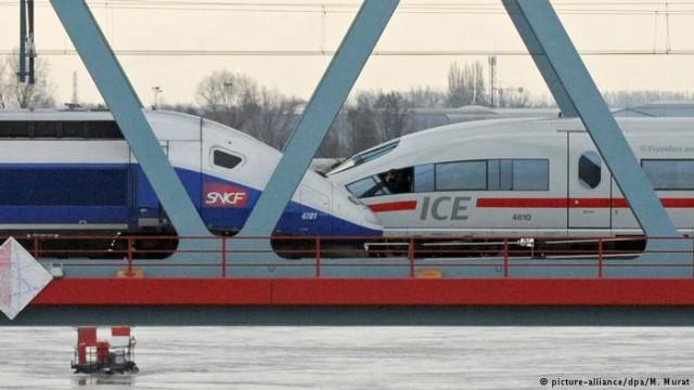 Комментарий: Китай и заторможено слияния производителей скоростных поездов в ЕС