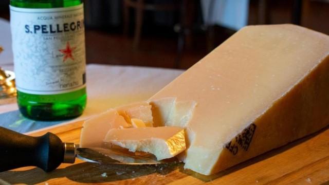 Пармезан - идеальный продукт с тысячелетней историей