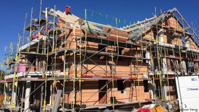 Немецкая гарантия качества: как строят жилье в ФРГ (видео)