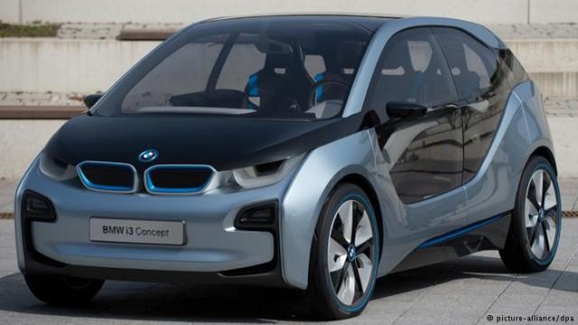 Автопроизводители в ФРГ инвестируют за три года 60000000000 евро в электромобили