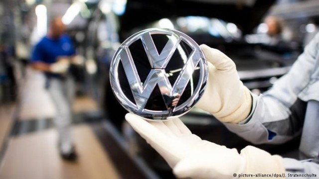 VW планирует сократить до 7000 рабочих мест