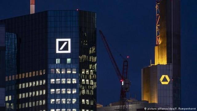 Deutsche Bank и Commerzbank ведут переговоры о возможном слиянии