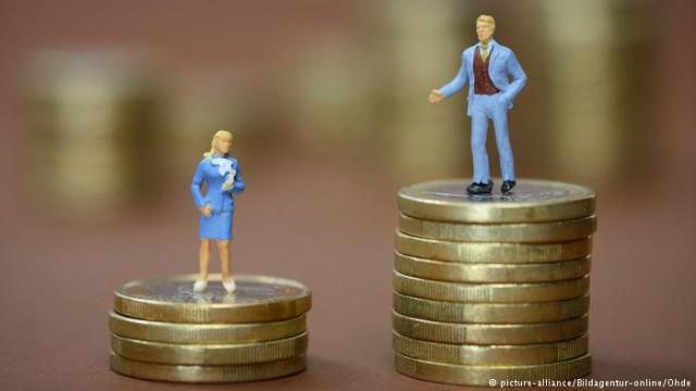 Сколько женщины и мужчины зарабатывают в Германии