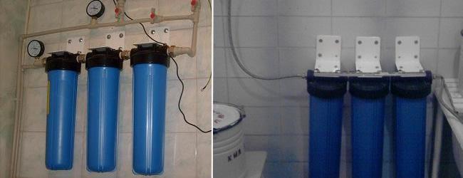 Что такое фильтр для обезжелезивания воды