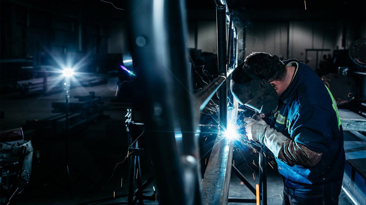Современное производство металлических изделий высокого качества в Московской области