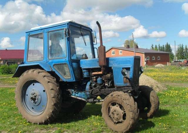 Подготавливаем МТЗ к весенним полевым работам