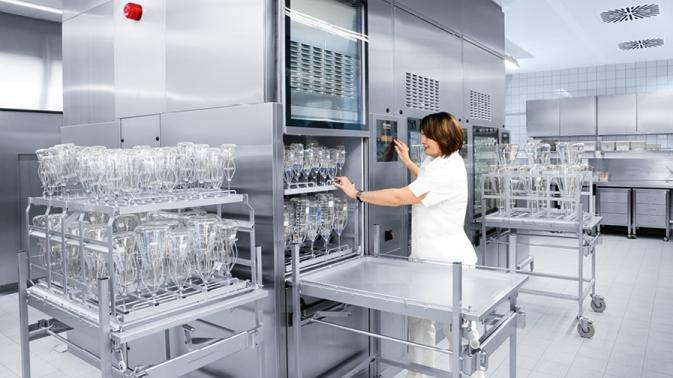 Лаборатория с «Олдрис» - по новейшему слову техники
