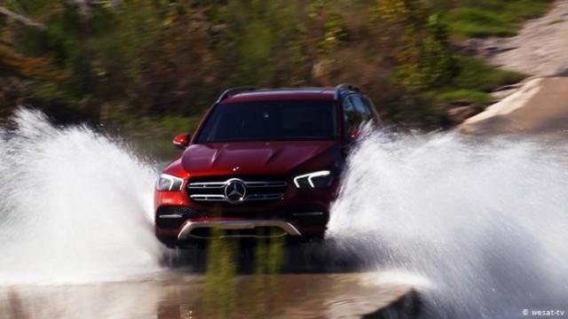 Daimler переоборудовал сотни тысяч дизельных автомобилей Mercedes-Benz
