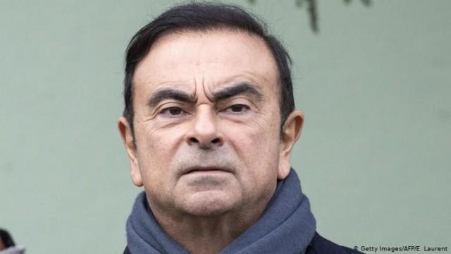 Карлоса Гона лишили членства в совете директоров Nissan