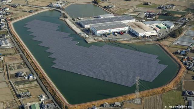 Литва плывет к будущему на солнечных батареях