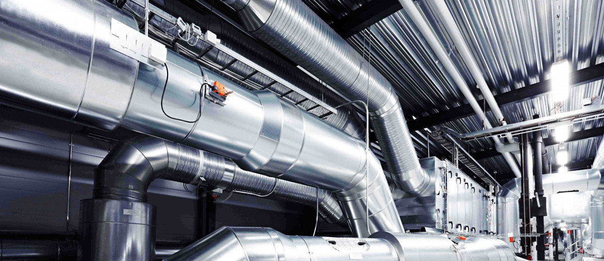 Профессиональный монтаж систем отопления и кондиционирования