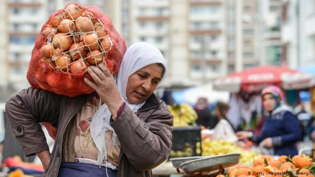 Турция: лук как стратегический продукт и политический фактор