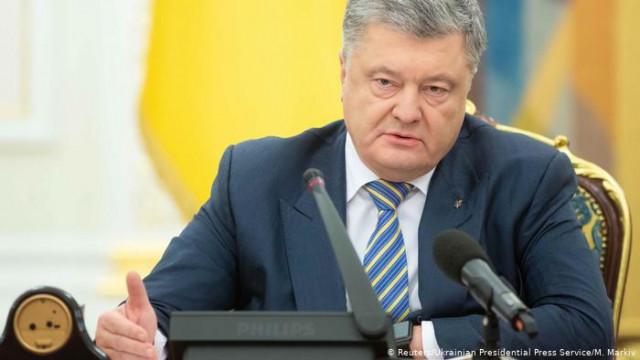 """Порошенко просит НБУ гарантировать бесперебойную работу """"Приватбанка"""""""