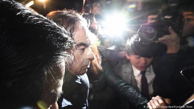 Карлосу Гону выдвинули в Японии новое обвинение