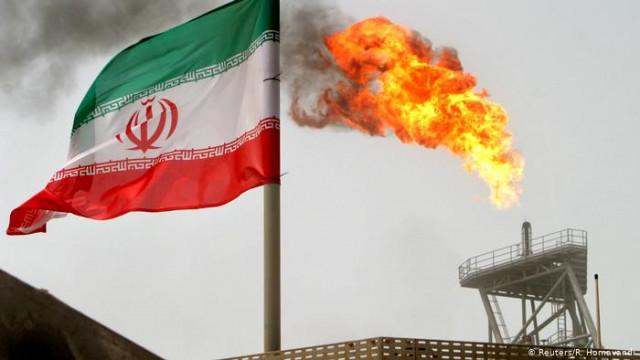 США стремятся полностью остановить экспорт нефти из Ирана объявили новые меры