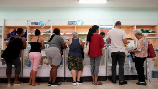 Яйца по карточкам: за дефицита на Кубе ограничивают продажу продуктов