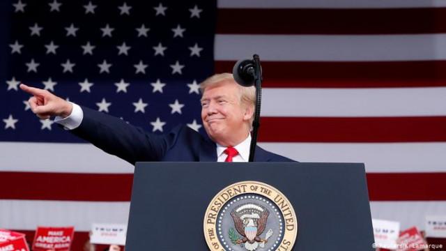 Трамп надеется уладить торговый конфликт с Китаем