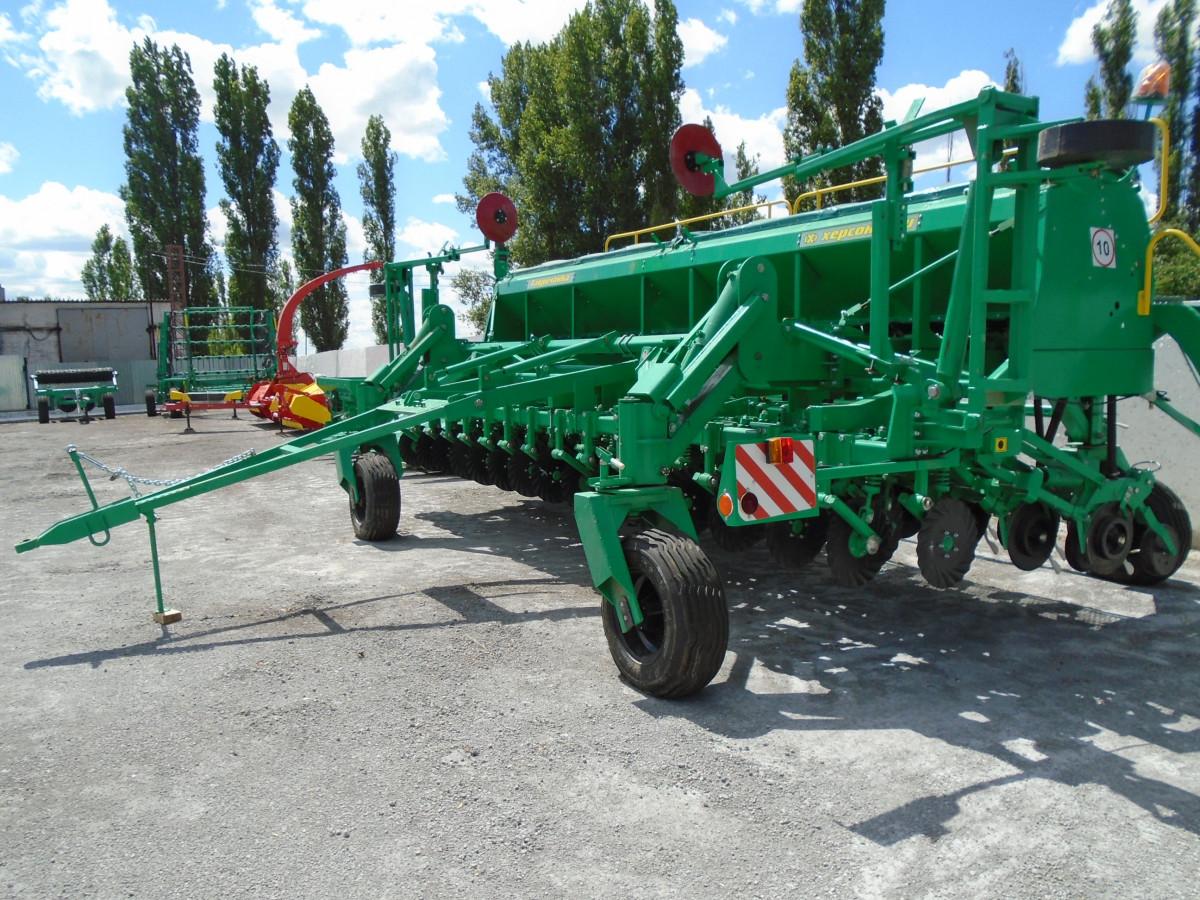 Инновационная техника для посадки зерновых культур