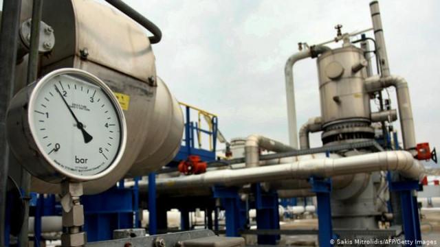Болгария и Греция начали строить газопровод, который уменьшит зависимость Софии от газа из РФ