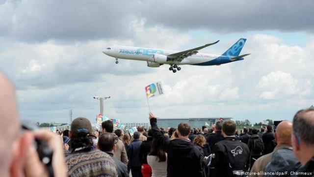 Airbus: 50 лет истории авиации