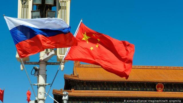 Россия и Китай - два неравноценны партнеры