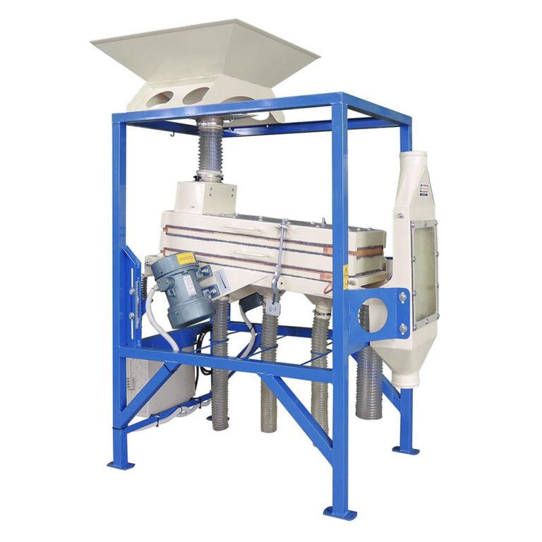 Оборудование для послеуборочной обработки зерна JK Machinery: виды и преимущества