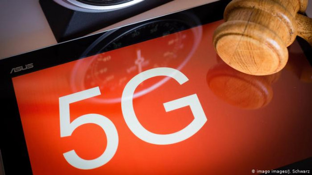 ФРГ: 5G-частоты проданы за 66 миллиарда евро