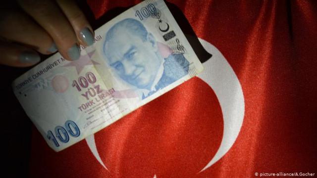 "Агентство Moody's снизило кредитный рейтинг Турции до ""мусорного"""