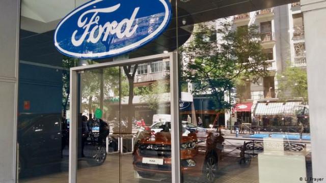 Ford планирует масштабные сокращения персонала в Европе