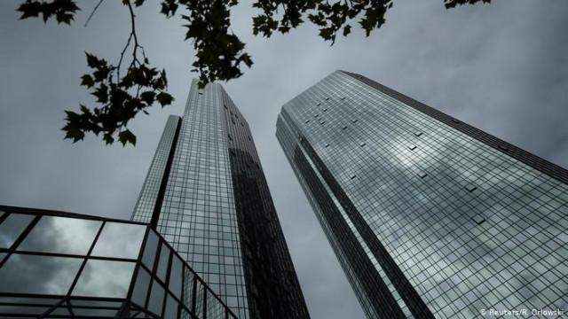 Deutsche Bank до 2022 года сократит 18000 сотрудников