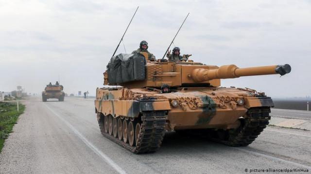 Германия в первом полугодии 2019 вдвое нарастила экспорт вооружений