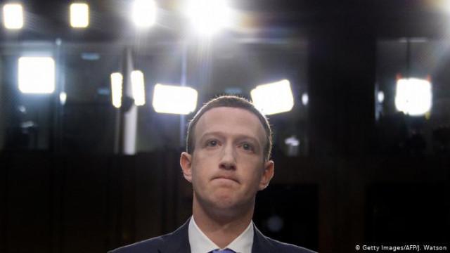 Facebook оштрафуют в США на 5000000000 долларов