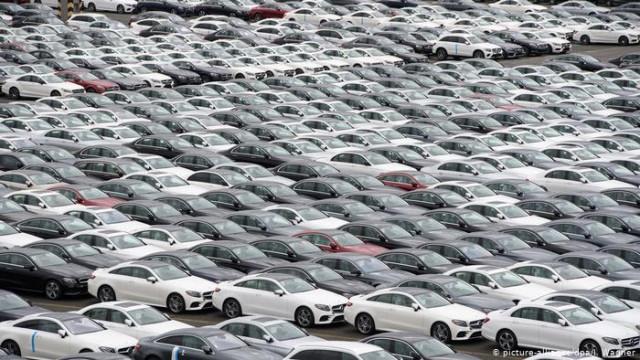 Немецкий автопром: резкое торможение после длительного бума