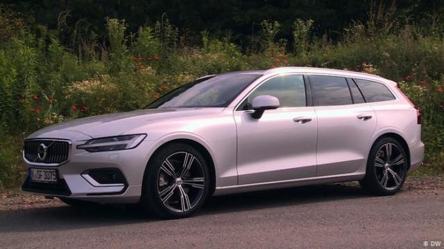 Volvo отзывает полмиллиона автомобилей по всему миру