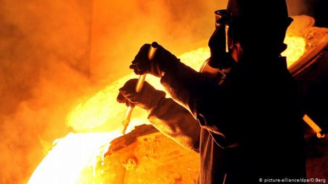 Китай повышает ввозные пошлины на отдельные марки стали