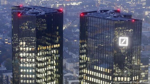 Deutsche Bank сообщил о миллиардных убытках во втором квартале 2019