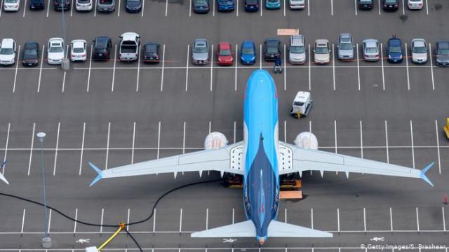 Boeing заявил о рекордных убытках после катастроф самолетов 737 MAX
