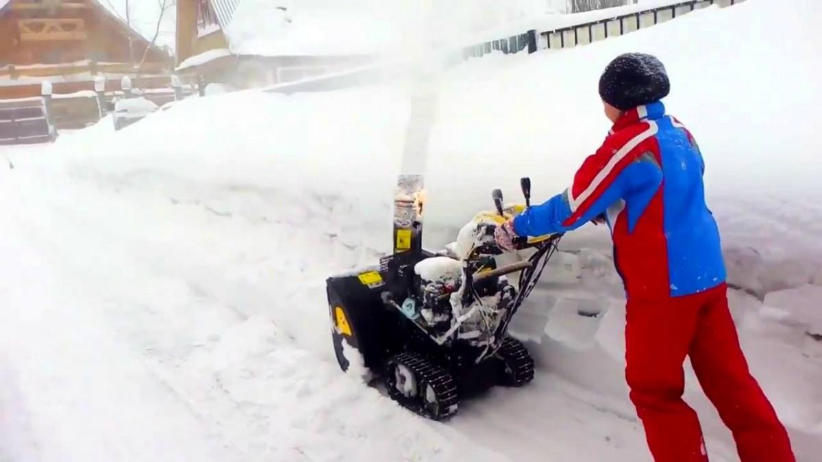 Бензогенераторы, снегоуборщики Huter