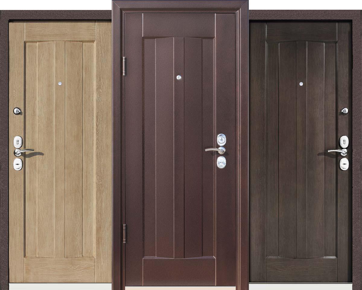 Критерии выбора входной двери в квартиру