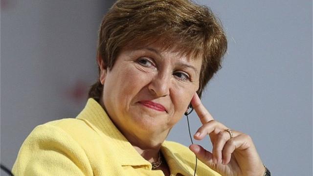 Ни пол, ни возраст не помеха: ЕС номинировал 65-летнюю экономистки на пост главы МВФ