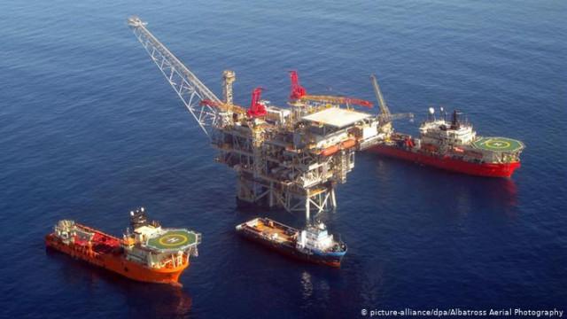 Израиль, Кипр и Греция работают над проектом поставок природного газа в ЕС