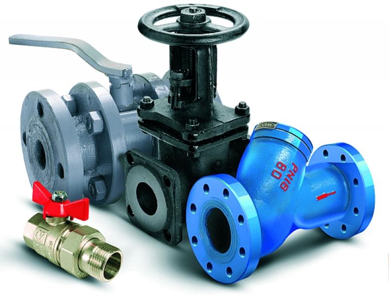 Классификация арматуры для трубопроводов