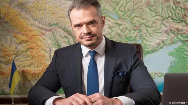 """Глава """"Укравтодора"""" Славомир Новак о своей «миссии смертника"""" (видео)"""