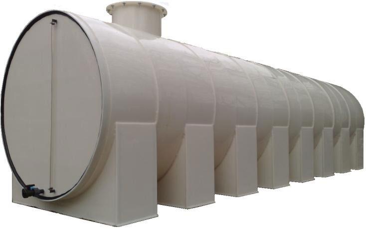 Накопительные емкости для бытовых, ливневых и промышленных стоков