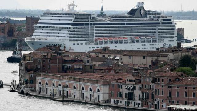 Комментарий: Остановите массовый туризм