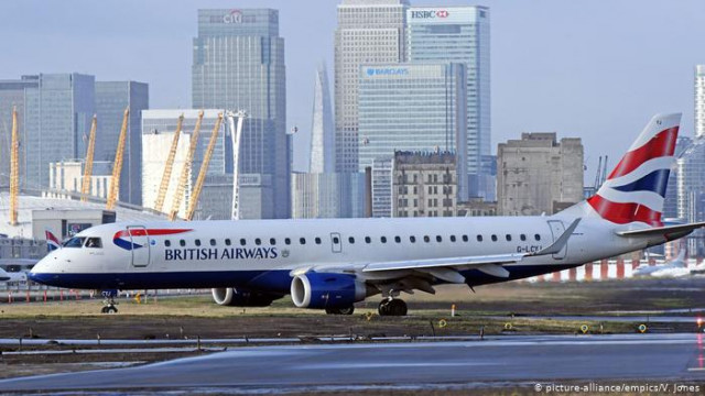 Пилоты British Airways будут бастовать в сентябре