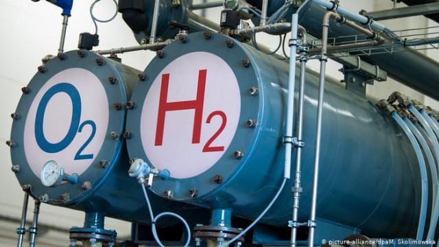 Водород вместо нефти, газа и угля - новый тренд в Европе